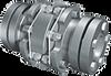 GERWAH™ Ring-flex™ Couplings With RINGFEDER Keyless Shrink Disc Hub Design -- XHC
