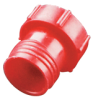 PDE Series (Plastics Threaded Plugs for Flareless Tube and Nut Assemblies) -- PDE-12