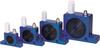 Rotary Pneumatic Ball Vibrators -- DBV Series -- View Larger Image