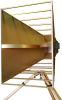 Double Ridge Guide Horn Antenna -- ModelSAS-570 - Image
