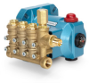 Industrial Duty High Pressure Positive Displacement Triplex Plunger Pump -- 2DX27ES.MIST
