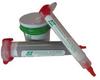 AI Technology PRIMA-SOLDER EG8050-E Epoxy Paste Adhesive 3 cc EFD Syringe -- EG8050-E 3CC EFD SYRINGE