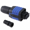 Power Entry Connectors - Inlets, Outlets, Modules -- 486-3306-ND