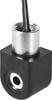 Solenoid coil -- VACN-N-K11-16B-0.5-U4-M -Image