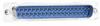 Ferrite Filter (EMI) Adapter, DB37 Male / Female -- DGF37MF - Image