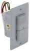 SQUARE D - SLSPWS1277UG - VOCCUPANCY SENSOR, PASSIVE INFRARED SINGLE CIRCUIT WALL SWITCH, -- 657608