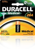 Specialty Batteries -- 28A Alkaline Battery - Image