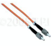 Multimode 1 Fiber ST Cable 20 Meters -- MMS-ST-20