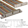 Rectangular Cable Assemblies -- M3CWK-5060K-ND -Image