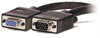 SVGA HD15 MALE TO FEMALE MONITOR CABLE 25 FT -- 32-206-300