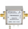 8 dB DC Coupled Amplifier Operating from DC to 2 GHz with 11 dBm P1dB and SMA -- FMAM86000 -Image