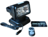 Golight GL-7951-24-M - 24 Volt Portable Remote Control Spotlight w/Magnetic Base -- GL-7951-24-M