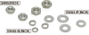 Hex Nuts / Washers - Inch Thread -- SWAS-IS -- View Larger Image