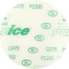 Norton Pure Ice AO Fine Grit Film H&L Disc -- 77696088703 - Image