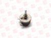 OHMITE RES8R0E ( RHEOSTAT, WIREWOUND, 8 OHM, 12.5W; PRODUCT RANGE:RES SERIES; TRACK RESISTANCE:8OHM; POWER RATING:12.5W; ADJUSTMENT TYPE:SCREWDRIVER SLOT; POTENTIOMETE ) -Image
