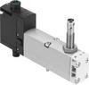 Air solenoid valve -- VSVA-B-M52-MZD-A2-1T1L-ANP -Image