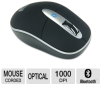 Adesso iMouse S100 Wireless Mini Metal Scroll Mouse - Blueto -- iMouse S100 - Image
