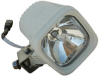 Boat Light - High Intensity Discharge (HID) Spotlight - 35 Watt - Spot Pattern - White -- HID-44-BL-S