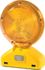 Monster™ Motion Safety Premium Barricade Lights - 3-Volt, Type A/C (one or two-sided visibility) -- BR3.AC.D3