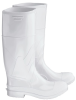 Onguard 81011 White 10 Chemical-Resistant Boots - 16 in Height - PVC Upper and PVC Sole - 791079-10406 -- 791079-10406 - Image