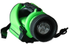 Explosion Proof - Five Mode- Rechargeable LED Flashlight - Trigger Switch - 135 Lumens -- EXP-LED-RL-FX5R