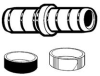 BowPex Coupling -- 510156