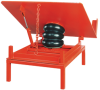 Pneumatic Tilt Table -- AT10 - 3648 - Image