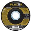 Type 27 Depressed Center Grinding Wheels.  Best - Flexon -- A1224 - Image