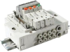 Manifold Bases, Sub Bases & End Bases for Pneumatic Control Valves -- 7007632