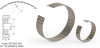 Light Series Internal Tolerance Rings (metric) -- S77RY1ML220X07