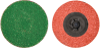 Merit Zirc Plus ZA Coarse TP (Type I) Quick-Change Cloth Disc -- 08834167025 - Image