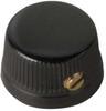 Control Knob,5/8,1/4X11/32 PH,8-32SS -- 1450