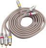 6 ft S-Video/Audio Cable -- 8369589 - Image