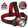 Alkaline Battery Powered Headlamp -- 3AA HAZ-LO