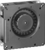 DC Centrifugal Compact Fan -- RG 90-18/14 N -Image