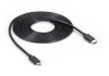 USB 3.1 Cable Type C Male to USB 2.0 Micro 2-m (6.5-ft.) -- USBC2MICRO-2M -- View Larger Image