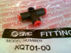 SMC KQT01-00 ( FITTING, UNION TEE ) -Image