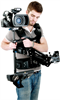 Wondlan Leopard II Carbon Fiber Steadycam Standard Edition - Soft Bag