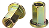 Standard Full-Hex Threaded Insert - Metric -- AESM5H215ZYR-2