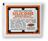 Hardman DOUBLE/BUBBLE Versatile Silicone Adhesive-Sealant Brown Package 3.5 g Packet -- 4030 -Image