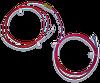 Fiber Optic Temperature Sensor, All-Dielectric Connector -- OTG-TC2