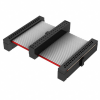 Rectangular Cable Assemblies -- FFSD-17-D-24.36-01-N-D12-M-ND -Image