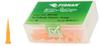 Fisnar QuantX™ 8001222 Single Tapered Dispensing Tip Orange 1.25 in x 23 ga -- 8001222 -Image