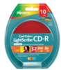 Memorex Cool Colors LightScribe -- 04538