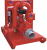 Diesel/Electric Drive Auto Prime Contractor Pump -- CP150i