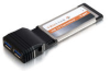 TruLink® 2-Port USB 3.0 SuperSpeed Express Card -- 2404-29059-000