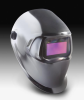 3M Speedglas 100 Welding Helmets with Variable Shade Filters -Chrome Helmet 100 > UOM - Each -- 07-0012-31CH