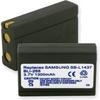 Samsung DIGIMAX V6 battery, 1.3Ah -- bb-075526