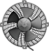 Axial AC Fans -- S1G200-CA95-02 -Image