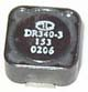 Shielded Power Inductor DR340-3 Series -- DR340-3-124-Image